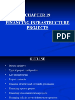 Chapter 19 Financing Infrastructure Projects