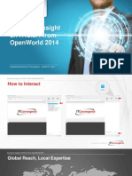ITC - Exclusive Insight on Oracle R12.2.4 From OpenWorld 2014