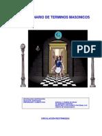 Diccionario Terminos Masonicos