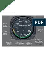 Anemometro Per Un Velivolo Di Aviazione Generale