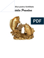 Feng shui pentru fertilitate