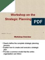 Diva - Strategic Planning Model Workshop 54