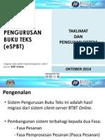 eSPBT Slaid