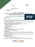 Tematica Si Bibliografie Admitere 2015 - Politie (Academie)
