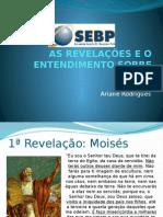 As Revelações e o Entendimento Sobre Deus