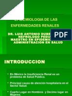 007 - Epidemiología de Enf. Renales y Urológicas