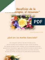 Módulo Los Beneficios de La Aromaterapia-EL RESUMEN