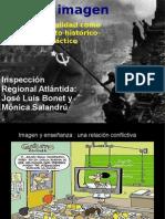 Presentación de La Imagen en El Aula de Historia
