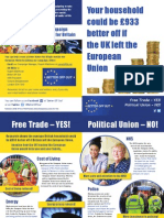 Better Off Out A5 4pp Leaflet