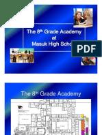 Powepoint for 8th Grade Academy