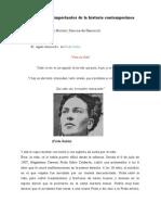 Algunas Mujeres Importantes de La Historia Contemporánea