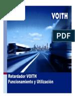 VOITH Funcionamiento y Utilización O500_061218