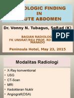 radiologi akut abdomen