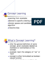 Lecture3 Concept Learning