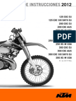 Manual KTM 2012 español