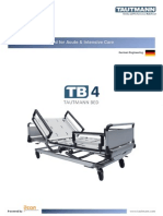 Bed TB4 - Universal Hospital Bed