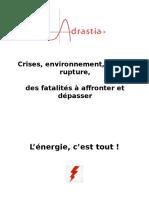Adrastia Conférence Lyon 16 Juin 2015
