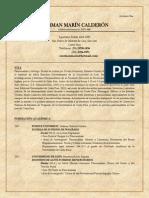 Cv3 Curriculum