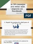 Los 10 Consejos Redes Soociales