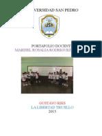 Carpeta Pedagógica 2015 Medio Ciclo.....
