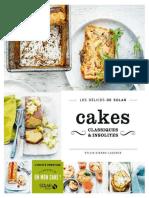 Cakes Classiques Et Insolites - Les Delices de Solar - Girard-Lagorce,Sylvie