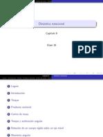 Clase 20 Dinamica Rotacional (2)