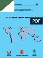 12 Conflictos Afganistan 2009
