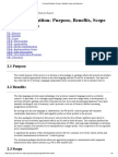 2 Project Definition_ Purpose, Benefits, Scope and Objectives