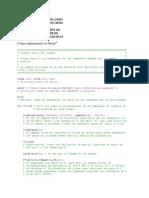 Codigo Para Clasificar Figuras en Matlab