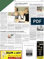 Opti-Décision - Article Ouest-France 4 Février 2010