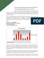 ResultadosdelaluchacontralaimpunidadenColombiaaDiciembrede2009 PorDianaCalderón,UnidaddeRespuestaRápidadelaSIP-Colombia Con Cinco Nuevas Condenas