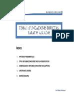 Criterios-Diseño Zapata Aislada (Actualizada Oct. 2014)