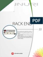Terminales Direcc. Rack End Honuri
