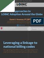 2015 08 19 - Approaches to LOINC Adoption Around the Globe