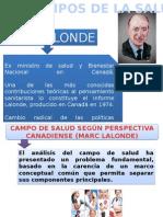 Campos de La Salud