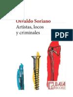 Artistas, Locos y Criminales - Osvaldo Soriano