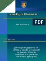 Semiológica Obstetricia