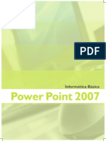 Informatica Basica Power Point 2007
