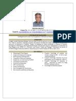 Deepak Resume 2015