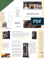 Vending E Brochure
