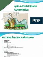 Introdução a Eletricidade Automotiva