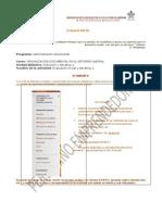Evaluacion INICIAL Org. en E. L