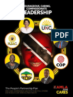 Peoples Partnership 2015 Manifesto