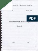 Cours Construction Metallique