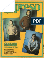 Expreso Imaginario Nro 74 - Septiembre 1982