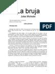 Michelet, Jules-La Bruja