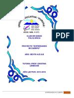 CLUB DE DANZA FOLCLORICA
