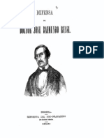 1851, Defensa Del Señor Don José Raimundo Russi