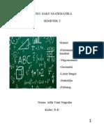 Buku Saku Matematika