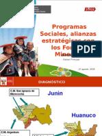 Ministerio de la Mujer y Desarrollo Social